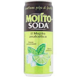 CRODO MOJITO SODA 33CL