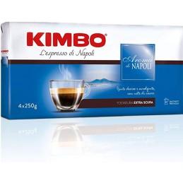 KIMBO AROMA DI NAPOLI 250GRX4