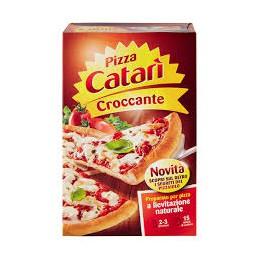 PIZZA CATARì CROCCANTE 435GR
