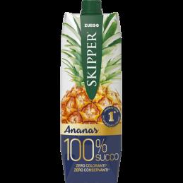 SUCCO DI ANANAS 100% FRUIT 1L