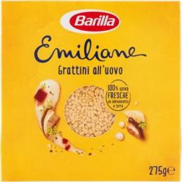 EMILIANE GRATTINI ALL'UOVO...