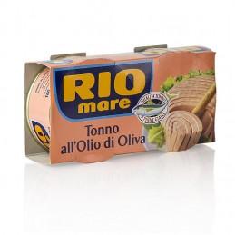 TONNO OLIO DI OLIVA  2X160GR