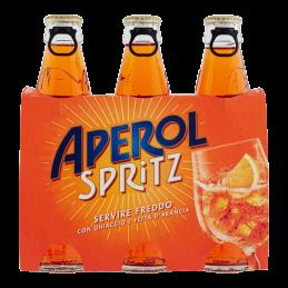 SPRITZ APEROL 3X17,5CL