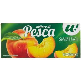 NETTARE PESCA  3X200ML