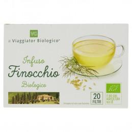 INFUSO FINOCCHIO BIO 40GR