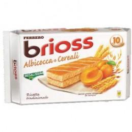 KINDER BRIOSS ALBICOCCA 280GR