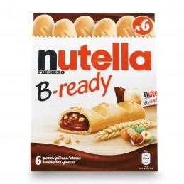 FERRERO NUTELLA B-READY 6T...