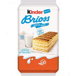 KINDER BRIOSS LATTE 280GR