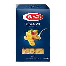 BARILLA RIGATONI N°89 500GR
