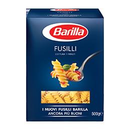 BARILLA FUSILLI N°98 500GR
