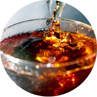 Alcohol-free drinks